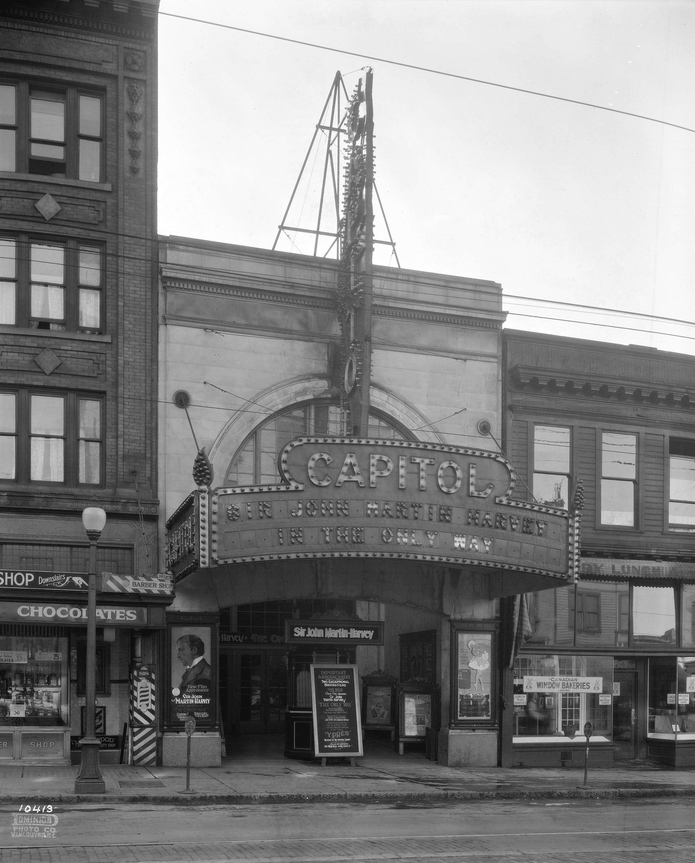 Le Capitol Theatre de Vancouver