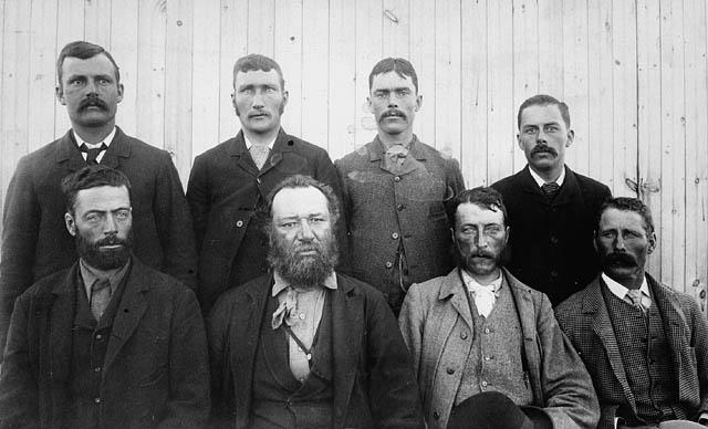 Riel Trial Witnesses