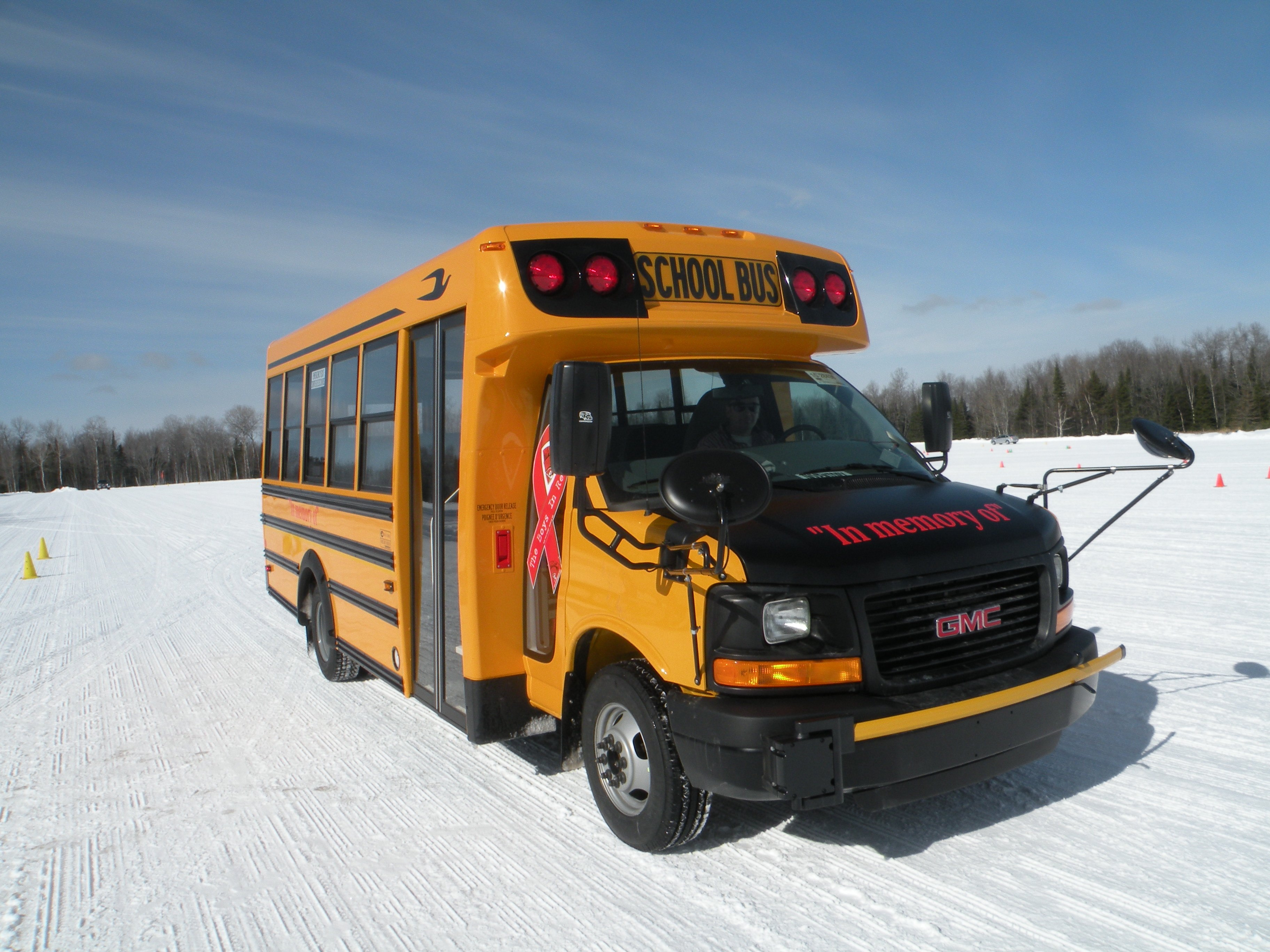 Multi function activity bus (MFAB)