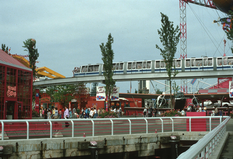 Expo 86, Vancouver, C.-B.