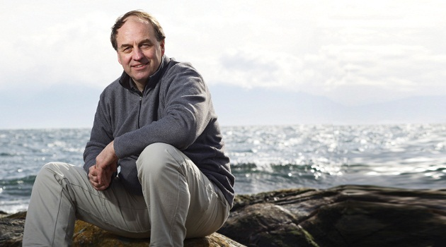 Andrew Weaver, climatologue et politicien