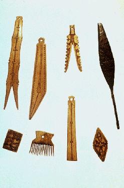 Beothuk Artifacts