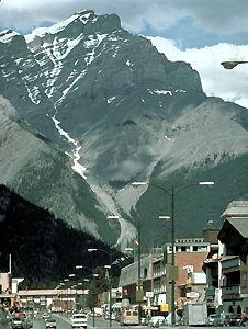 Banff, ville de