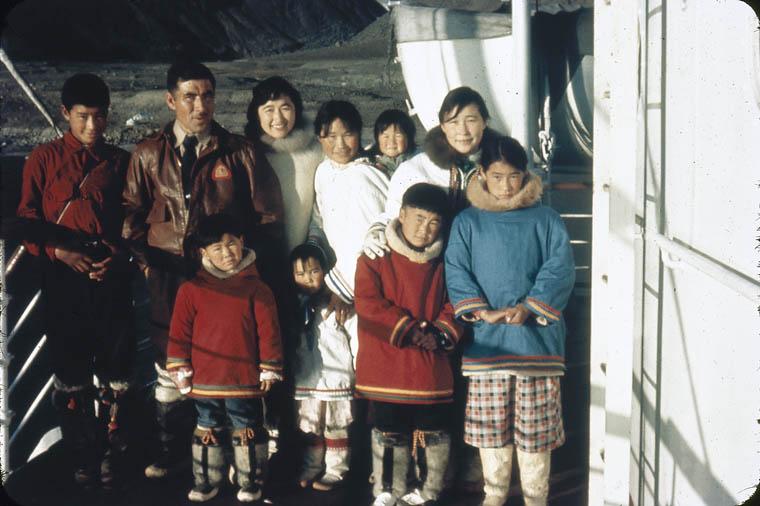 Délocalisation des Inuits