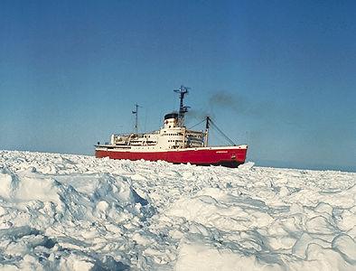 Icebreaker d'Iberville