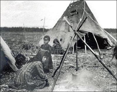 Slavey Camp