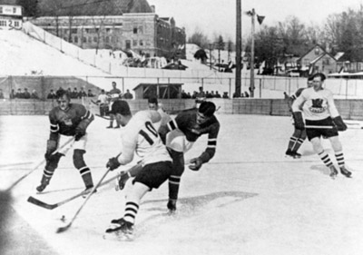 Le Hockey Club de Winnipeg