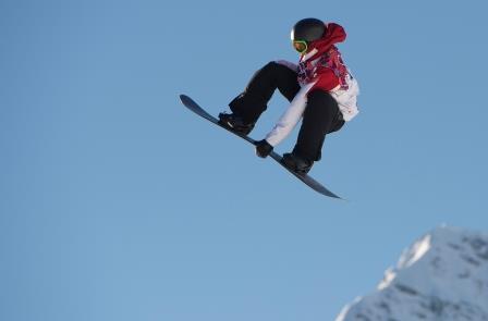 Mark McMorris, Sochi 2014