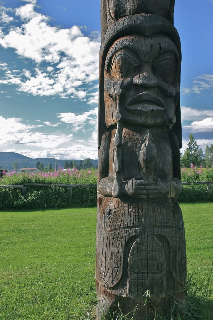 Gitxsan (Gitksan) First Nation