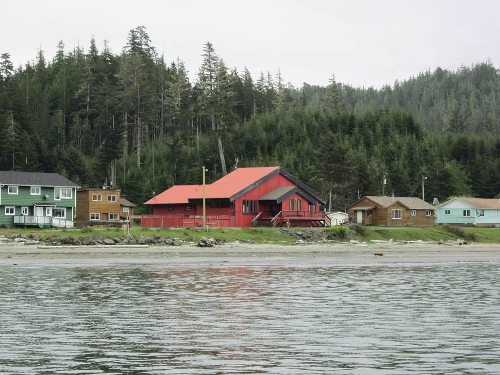 Village de la Première Nation Ahousaht