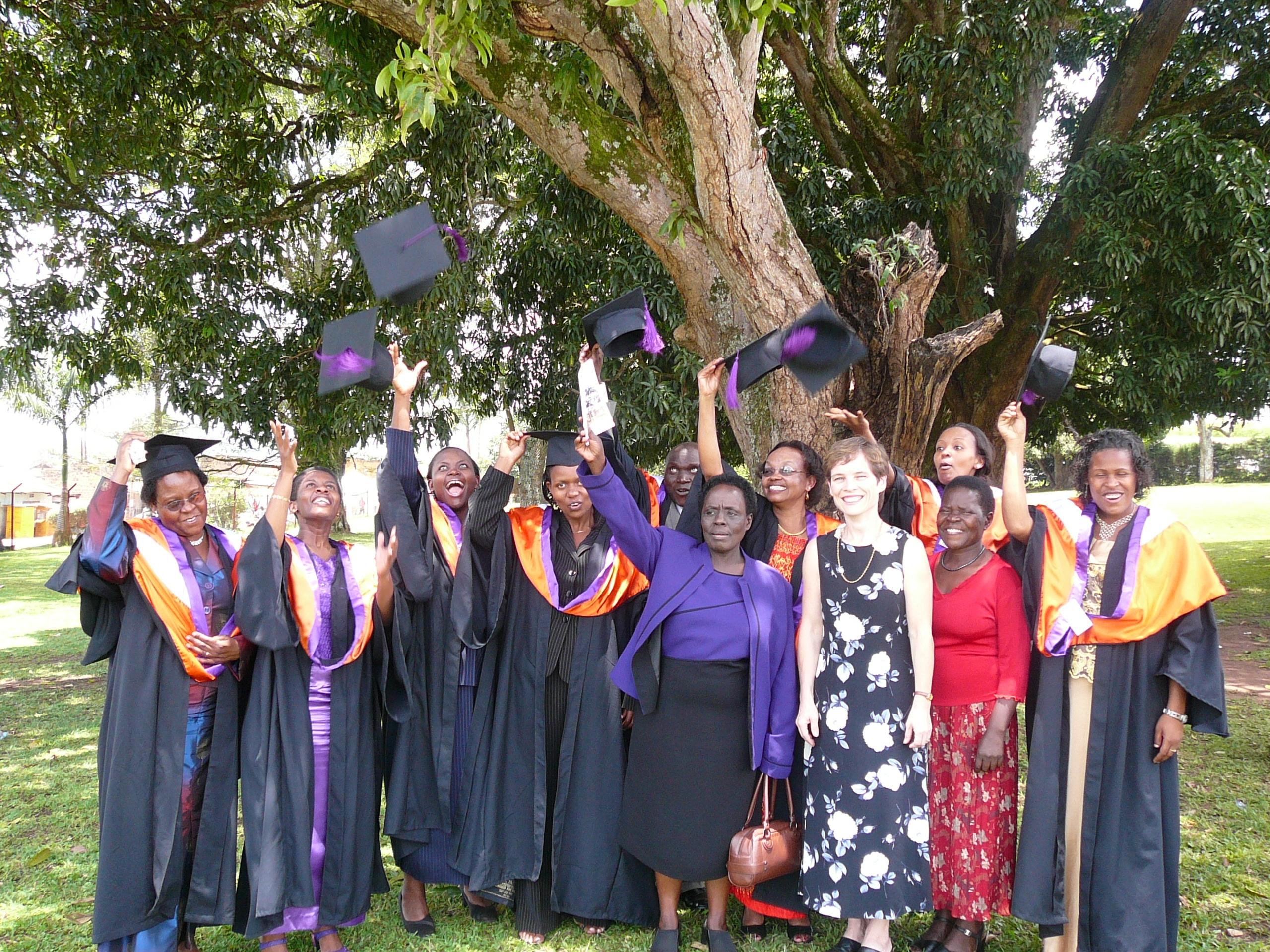 Diplômés de 2007, programme Save the Mothers