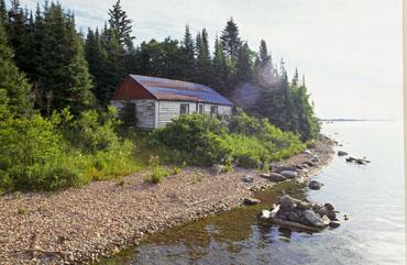 Fishing Cabin