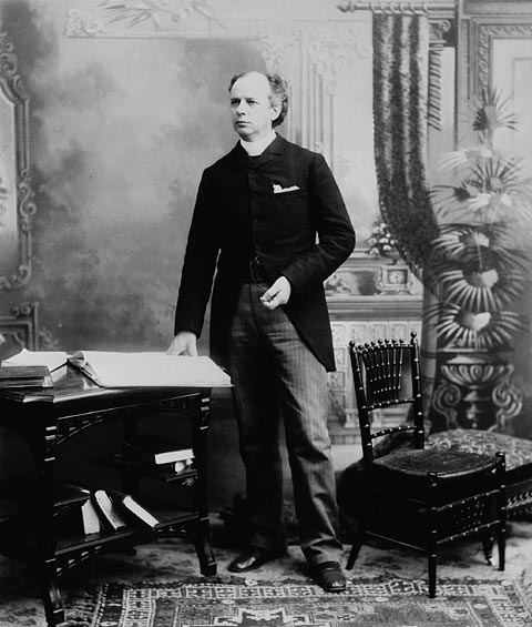 Wilfrid Laurier, 1891