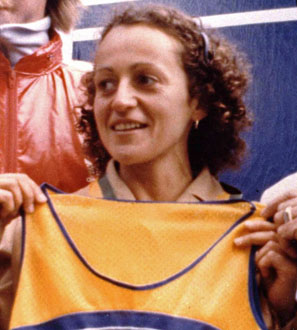 Gareau, Jacqueline, runner