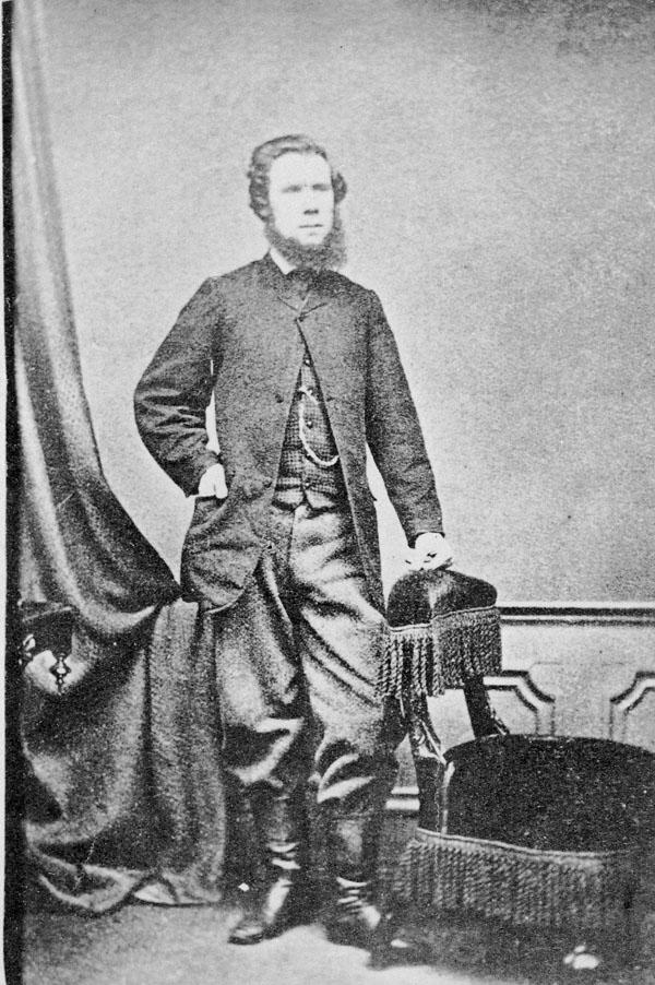 Patrick James Whelan, c. 1840–68