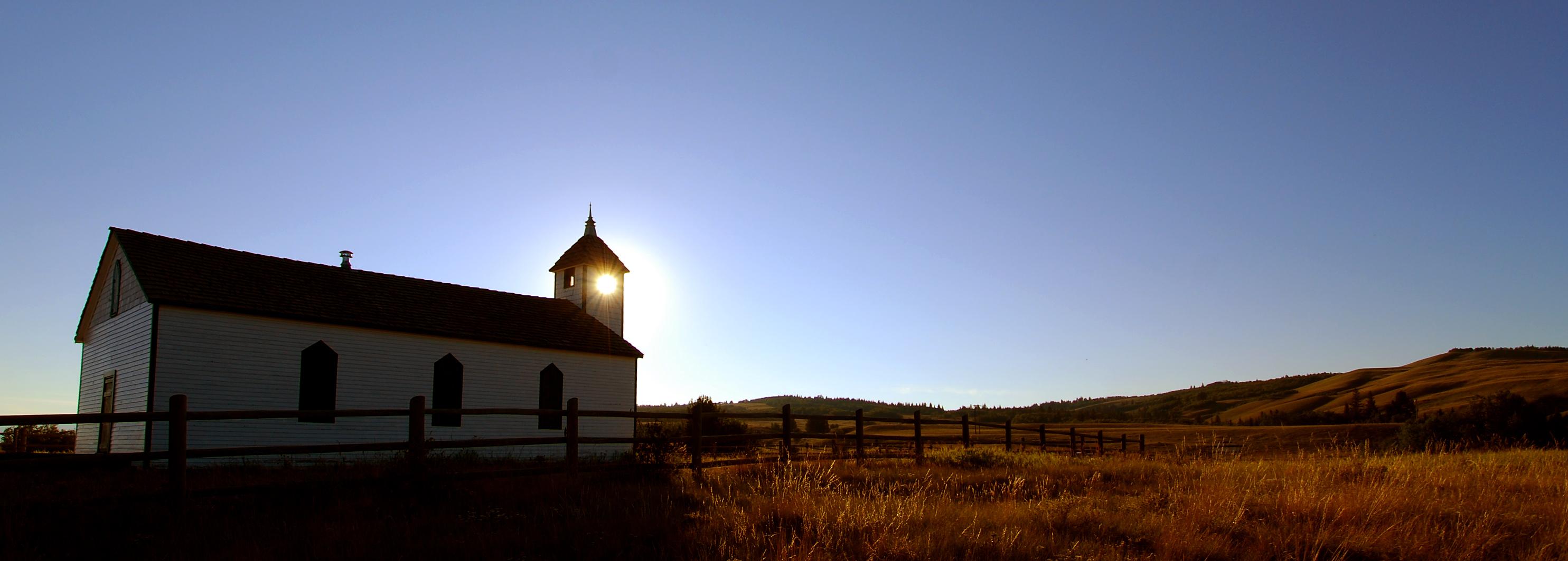 McDougall United Church (Morley, Alberta, 2012)