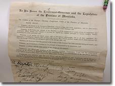 Pétition de 1893 de la Woman's Christian Temperance Union