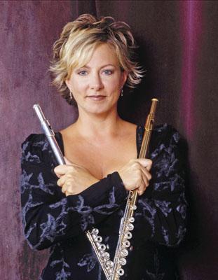 Susan Hoeppner, flûtiste