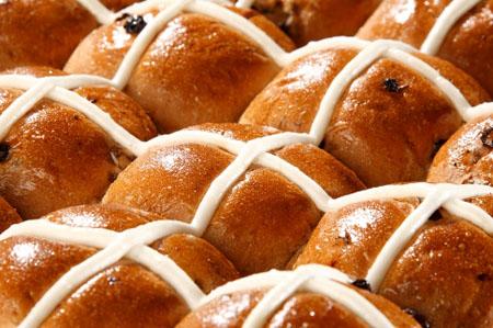 Easter, food