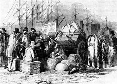 Irish Emigrants