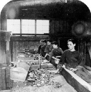 Mine de cuivre d'Huntington