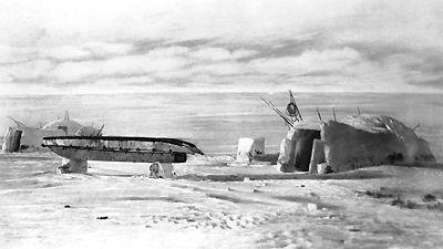 Inuit, igloo