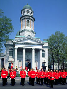 Élèves officiers du Collège militaire royal