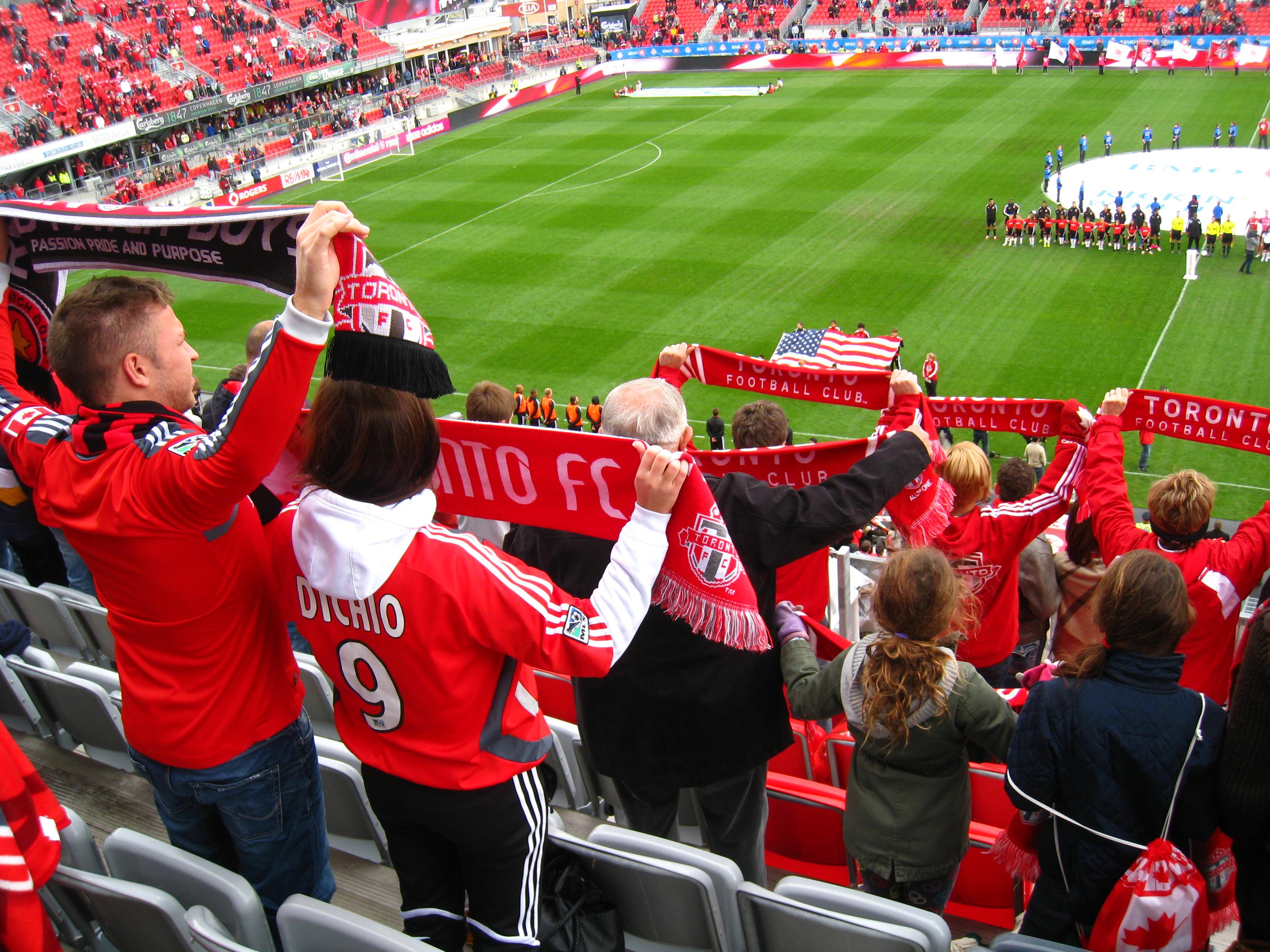 Partisans du Toronto FC