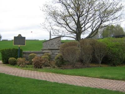 the Battle of Crysler's Farm, Monument