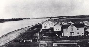 Fort Vermilion, 1930