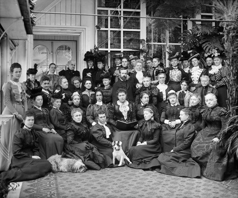 Conseil national des femmes