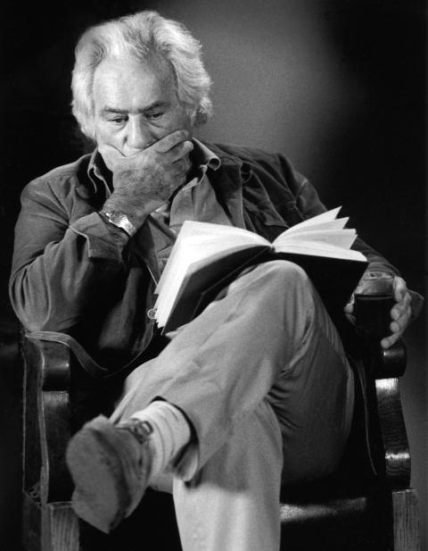 Irving Layton, poet