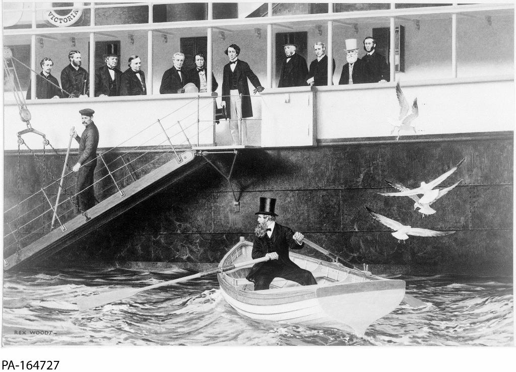 S.S. Queen Victoria