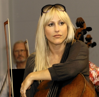Amanda Forsyth, cellist