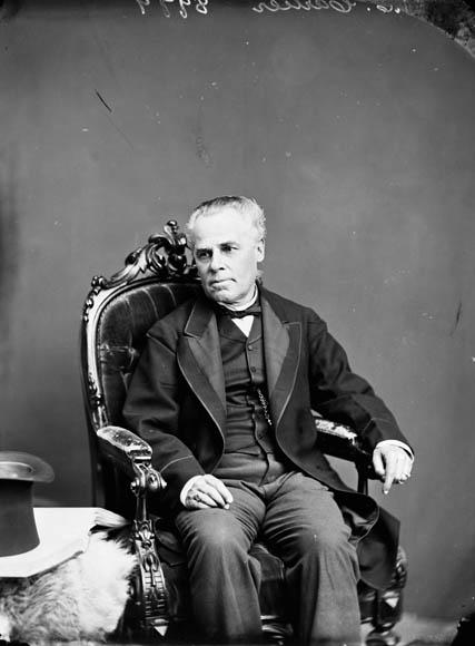 Sir George-Étienne Cartier, 1871.