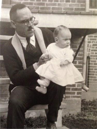 Charles Lightfoot Roman et son fils Charles