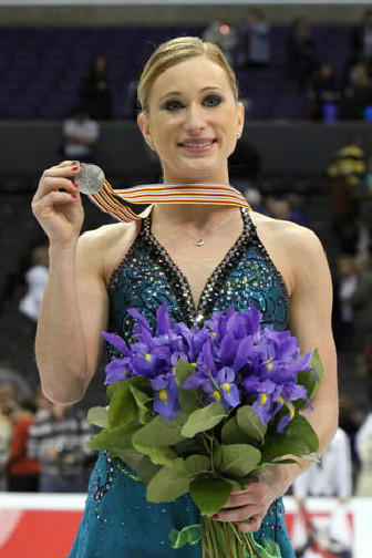 Joannie Rochette, 2009 World Championships