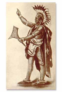 Chief Obwandiyag (Pontiac)