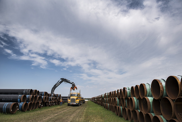 Pipeline de la canalisation 3 d'enbridge