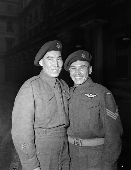 Tommy et Morris Prince