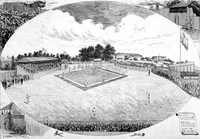 Tecumseh Baseball Park