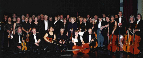 L'Orchestre philarmonique d'Edmonton