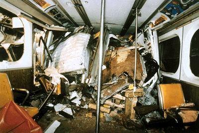 Toronto Subway Crash