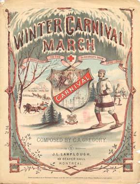 <i>Winter Carnival March</i>