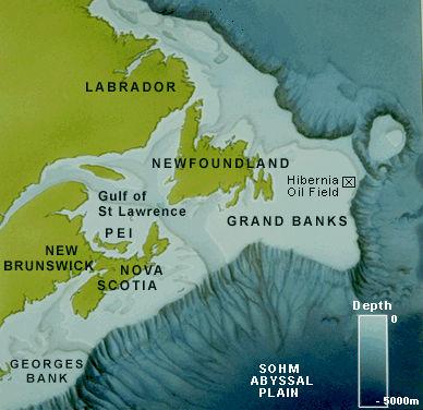 Grands Bancs de Terre-Neuve