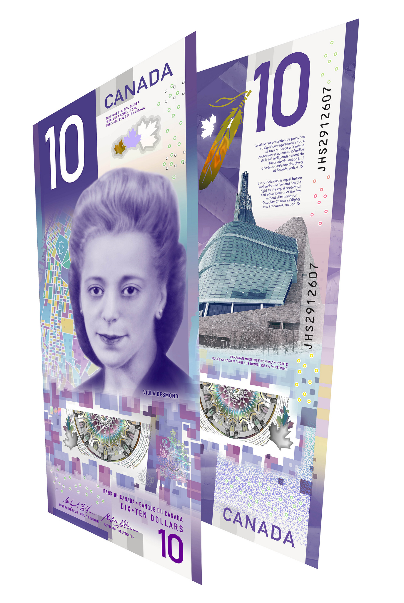 Canada\u2019s New  Bank Note