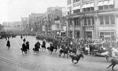 Winnipeg Riot