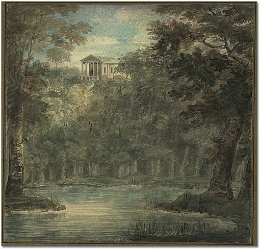 Castle Frank, 1796