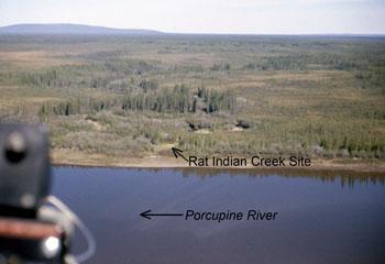 Site de Rat Indian Creek