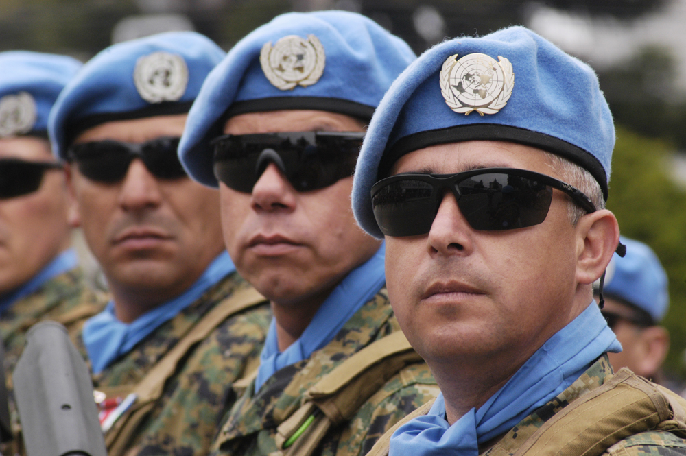 United Nations Troops